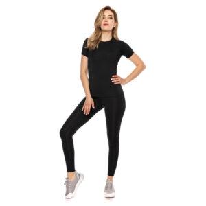 Koszulka basic czarna