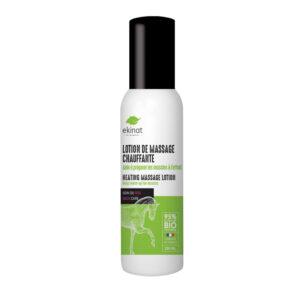 Ekinat Heating Massage Lotion rozgrzewający balsam do masażu