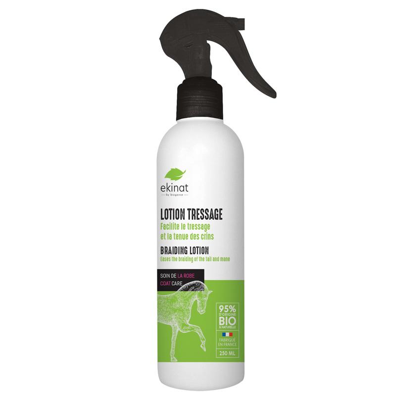 Ekinat Braiding Lotion Spray ułatwiający zaplatanie