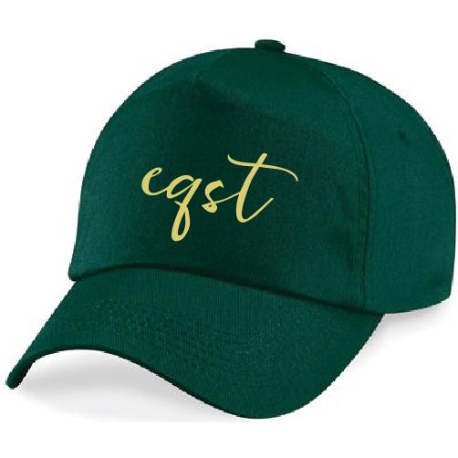 czapka butelkowa zieleń