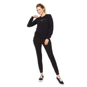 Bluza klasyczna czarna